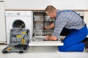 Pose Lave Vaisselle Encastrable Pose de Porte en Bois Facade Lave Vaisselle